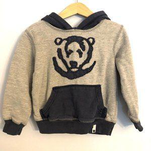 Lucky Brand Bear Hoodie